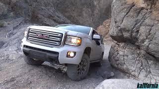 GMC Canyon Diesel Death Valley 4x4