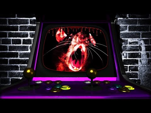 OLD SCHOOL ARCADE HORROR | Micro Mouse Goes Debugging [7/7 BUGS + ENDING]