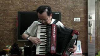 陳漢彬老師的手風琴演奏-港町十三番地
