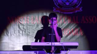 Ishan combo with mouth organ and keyboard - Bistirno parore