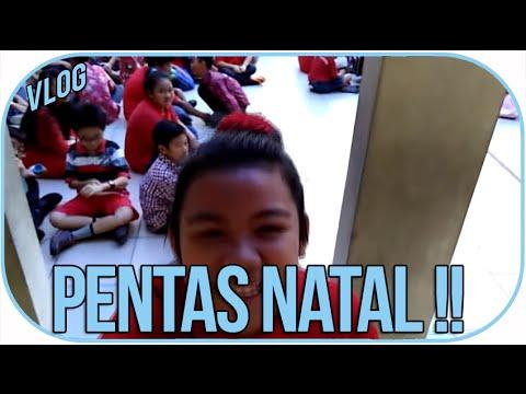 PENTAS NATAL !! - Vito's Daily Vlog