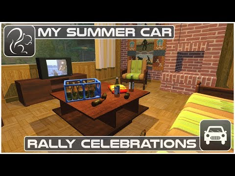 My Summer Car - Rally Celebrations