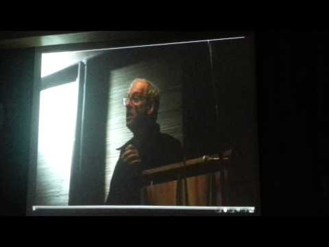 Krashen's Conference, The Power of Reading Colombia, part 1