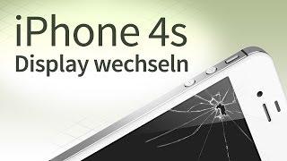 iPhone 4s Display wechseln: Deutsche Anleitung/Tutorial und FAQ [NEU: JETZT NOCH EINFACHER](Tutorial: So wechselt ihr das Display beim iPhone 4s! (Inhaltsverzeichnis siehe unten!) ➽ Reparaturset für iPhone 4s bei Amazon kaufen: ..., 2014-05-21T14:58:14.000Z)