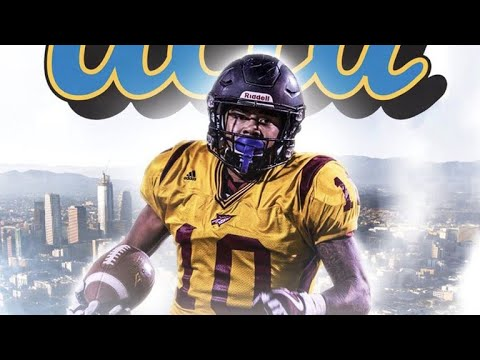 UCLA commit breaks national record for TD's in a single-season