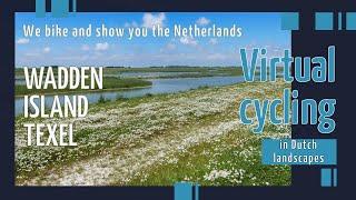 Fietsroutes in Noord-Holland: Texel