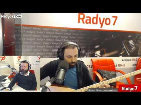 İsmail Altunsaray - Suya Gider Allı Gelin Radyo7  2016
