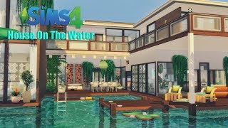 "Modern House On The Water (Without ""Island Living"") 