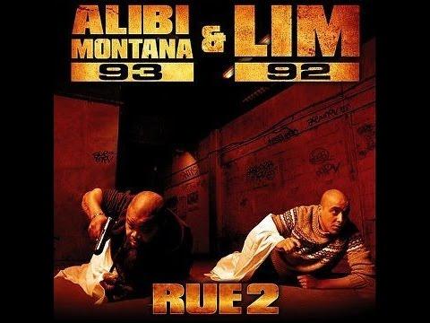 LIM feat. Alibi Montana & Alino - C'est dur