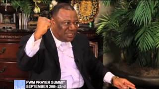 The Power of Prayer with Archbishop Nicholas Duncan Williams