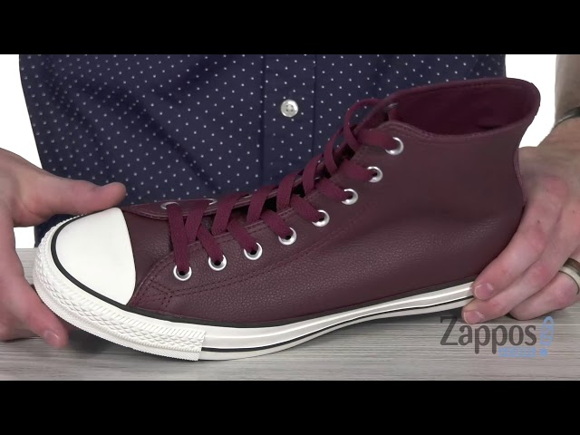 Converse Chuck Taylor All Star Leather Hi SKU: 9068286
