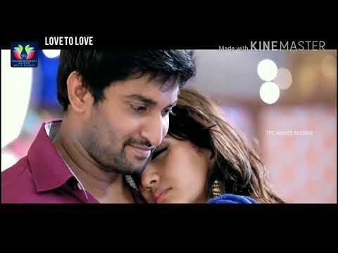 Nani love romantic kiss - Love status don't miss it frds thumbnail