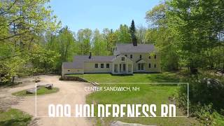 909 Holderness Road Sandwich, NH- Spring Video