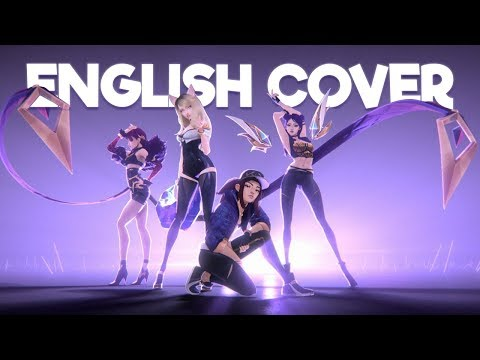 "Instalok ""K/DA - POP/STARS"" English Cover Male Version"