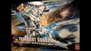 review transient gundam by heo mo