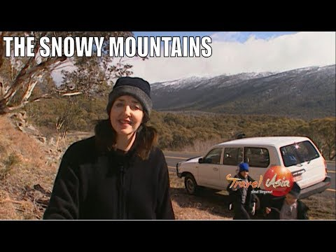 Australia - A family car adventure to the Snowy Mountains