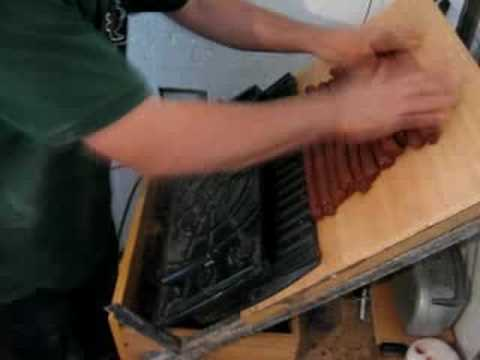 Fabrication bouillette maison youtube - Fabrication de saucisson sec maison ...