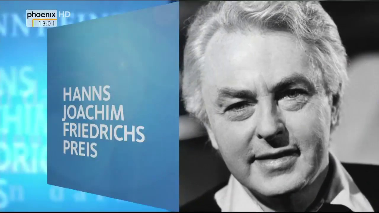 Hans Joachim Friedrichs Preis