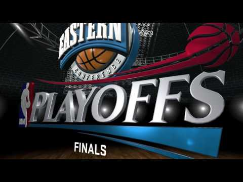 NBA 2K17: MyLeague - Episode 11 - Playoffs: Celtics Vs. Magic