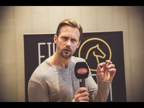 """Lieven Trio with Alexander Skarsgård: """"I grew up in the 80's, in a hippie kind of household"""""""