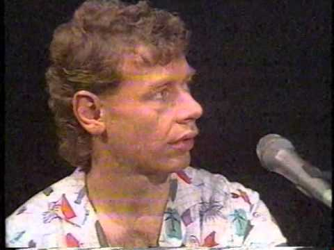 Bill Bruford - Electronic Drumkit Demo, Japan 1986