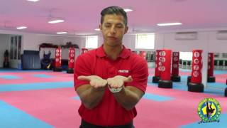 INSTRUCTOR TUTORIAL: How to make a Fist Correctly