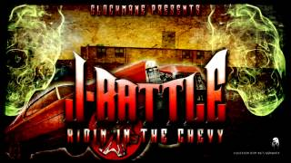 J-Battle - Ridin In The Chevy (Le Chum Productions)