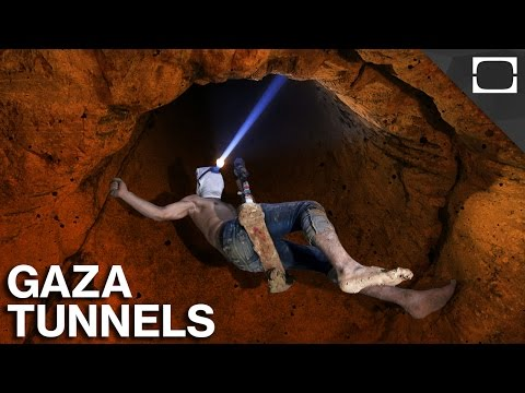 Why Egypt Is Flooding Gaza's Secret Tunnels
