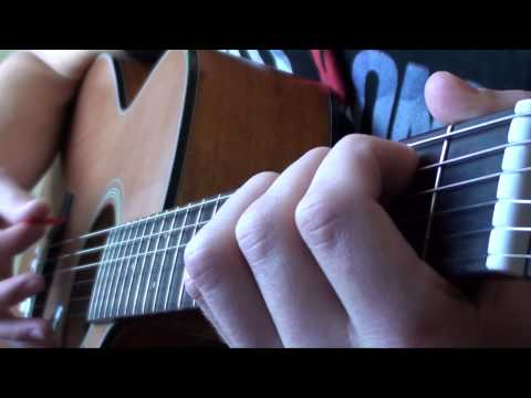 30 Seconds To Mars - Northern Lights (Acoustic Instrumental Cover)