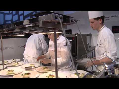 Bocuse d'Or 2015 - Day 1 (3/6)