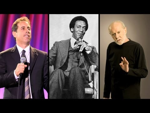 Top 10 American Male Stand-Up Comedians Of All Time