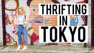 THRIFT SHOPPING IN TOKYO #1 - Shimokitazawa Guide!