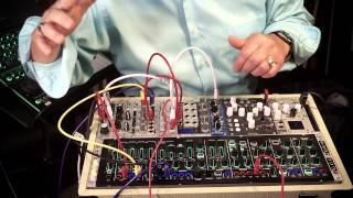 Dr. Richard Boulanger - Part 5: Creating sounds with SYSTEM-1m and eurorack