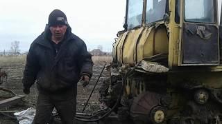 Ремонт трактора. Устранение моего косяка