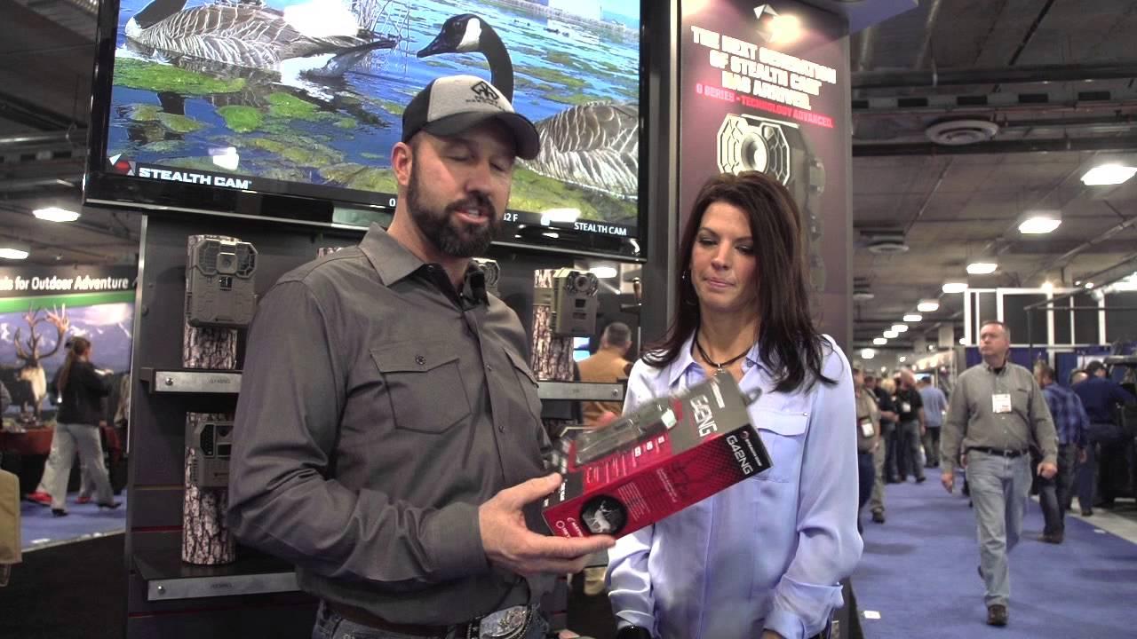 Stealthcam G-Series - SHOT Show 2015