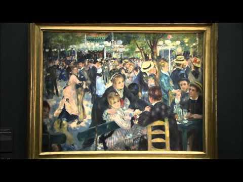 Moulin de la Galette / Auguste Renoir