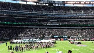 New York Jets 2016-2017 Intro + Legends Community Homecoming