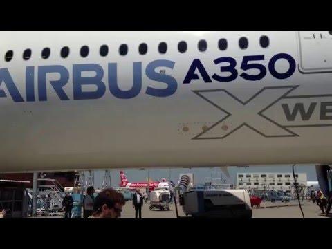 A350 @ Blagnac
