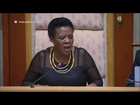 Inquiry into corporate governance at Eskom: Ms Dudu Myeni and Mr Abram Masango