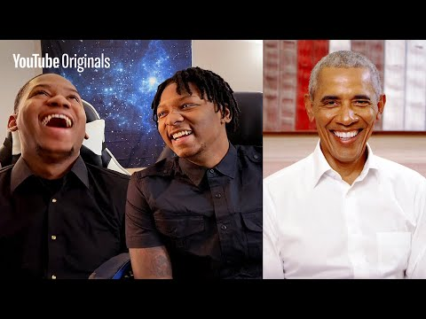 Barack Obama Surprises Us + First Time Hearing Bob Dylan | BookTube Trailer