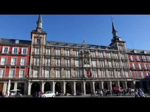 2016 Madrid med Danske Banks Personaleforening