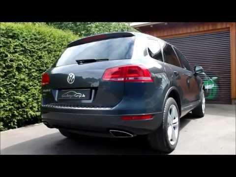 soundmodul vw touareg 3l tdi v8 klang youtube. Black Bedroom Furniture Sets. Home Design Ideas