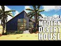 Ragnarok Desert House :: Ark Building Tutorial (No Mods) :: How To Build A Modern House