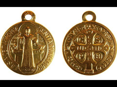 The Medal Or Cross Of Saint Benedict, Roman Catholic Audiobook