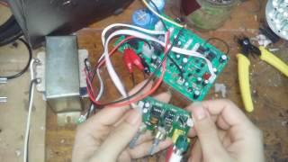 [Điện Tử Căn Bản] Test các ic OPAMP 4558/LM358/LM5532 khi lắp vào mạch siêu trầm