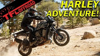 The 2020 Harley-Davidson Pan America Is An All-New Adventure Touring Bike!