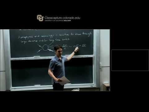 Daniel Baumann - Primordial Cosmology - 1