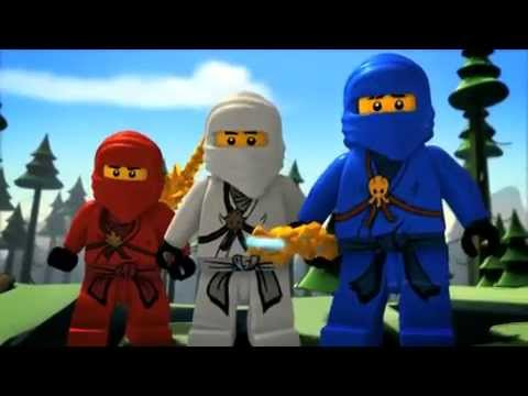 Lego ninjago masters of spinjitzu season 1 episode 2 / Hp