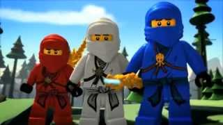LEGO Ninjago: Masters of Spinjitzu Season 2: Home Recap