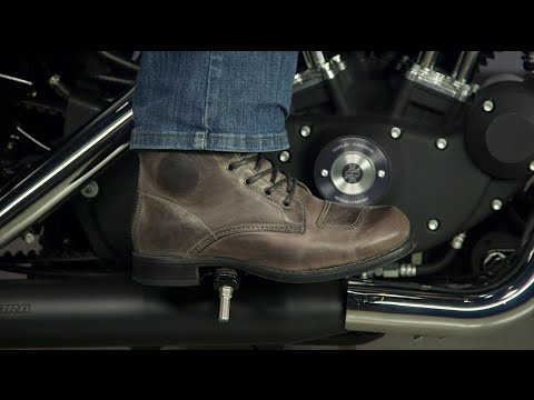 Alpinestars Oscar Twin Drystar Boots Review at RevZilla.com